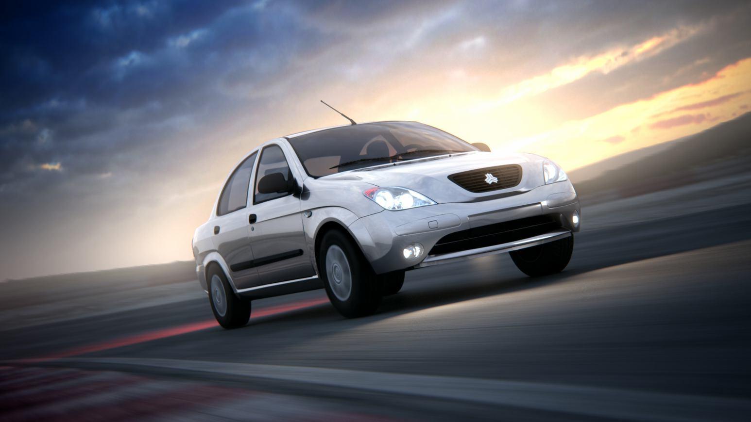 Бюджетный автомобиль Saipa Tiba становится ещё доступнее на 18 000грн.